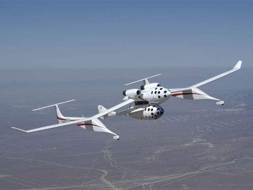 White Knight & SpaceShipOne
