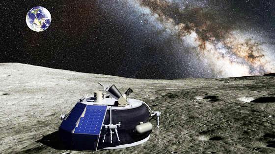 Moon Express Microlander