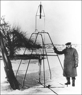 The Goddard Flight is named after Robert Goddard